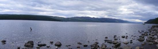 Loch Ness ภาพถ่าย