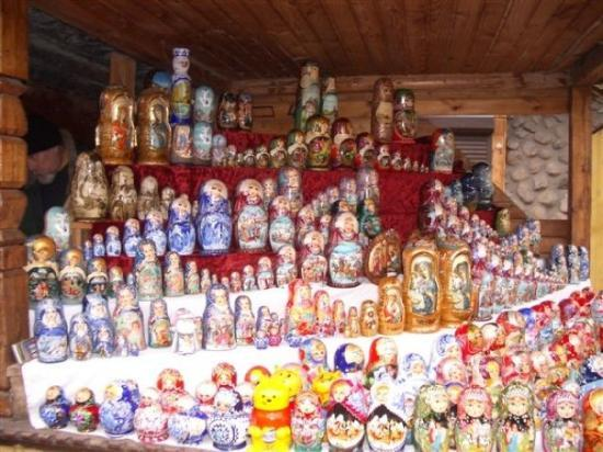 Izmailovsky Market : Mercado Izmailovski