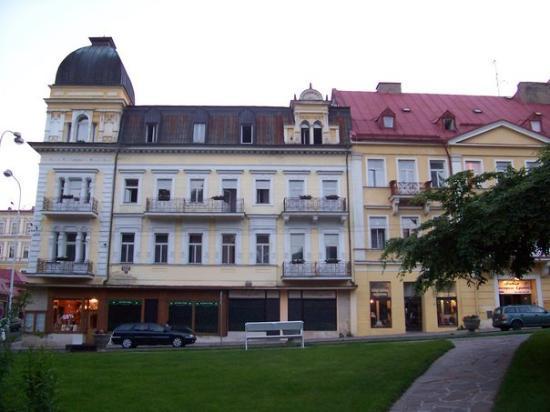 Mesto, Marianske Lazne