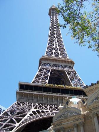 Eiffel Tower Restaurant at Paris Las Vegas: The Effiel Tower at Paris