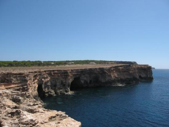 Cala Saona: Formentera by summer.