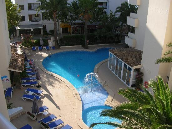 Aparthotel Cap De Mar Cala Bona Majorca Hotel