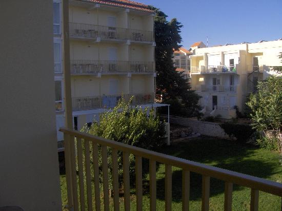 "SENTIDO Kaktus : ""superbe"" vue depuis le balcon de la chambre"