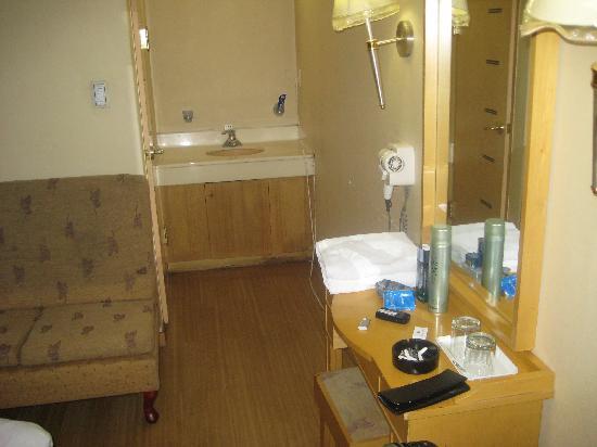 New Boolim Tourist Hotel : 少し設備がチープかな