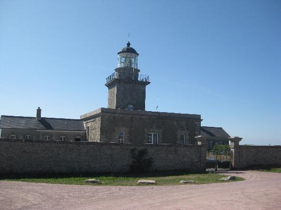 Domaine du Haul: Leuchtturm von Carteret