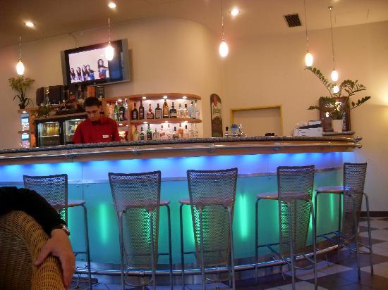 Best Western Amedia Praha : The bar