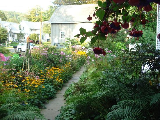 New Milford, Pennsylvanie : garden