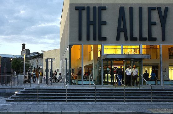 The Alley Theatre, Strabane