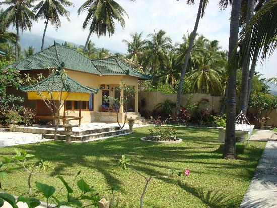 "Poinciana Oceanside Resort & Retreat Centre: Our villa - one of the ""Beach Villas"""