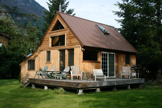 Silver Bay Inn & Resort: Lake cabin