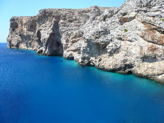 Amorgos, Greece: Chalara