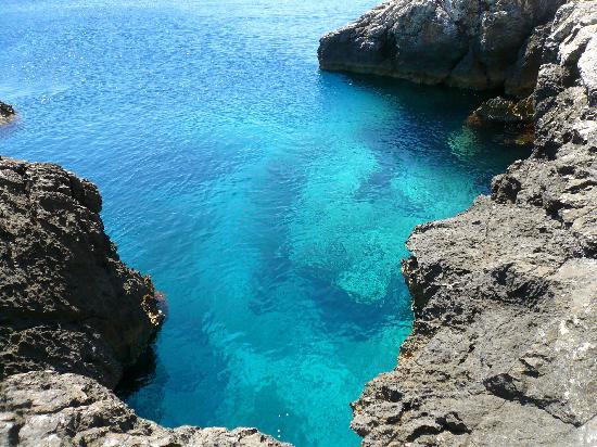 Amorgos, Grekland: Chalara