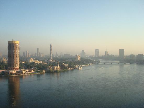 แกรนด์ไนล์ ทาวเวอร์: View from hotel room