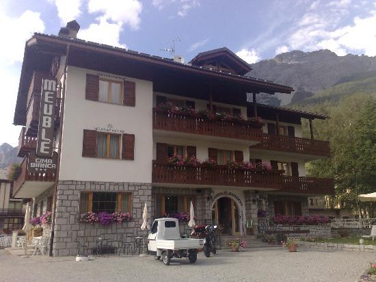 Meuble Cima Bianca: Il nostro hotel