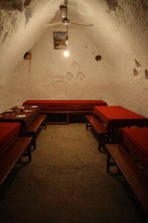 Hotel Marhala: Restaurant