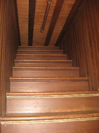 Winchester Mystery House: Stairway to Nowhere