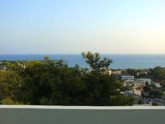 Karpathios Studios: View from studio balcony