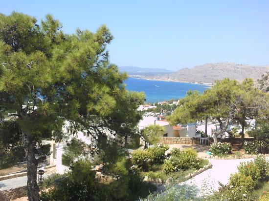Karpathios Studios: View from balcony