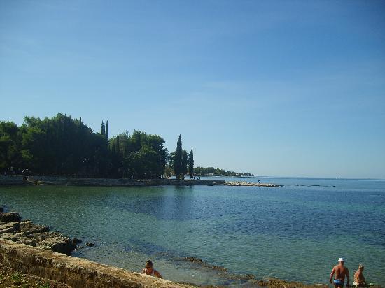 Sol Garden Istra: Mare Adiacente