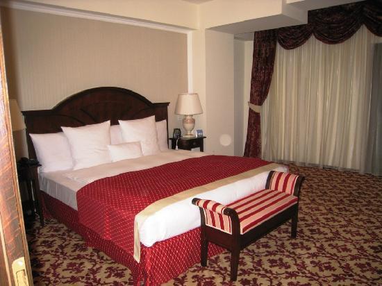 Hilton Sibiu: Bedroom