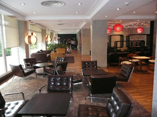 Hotel San Sebastian : lounge