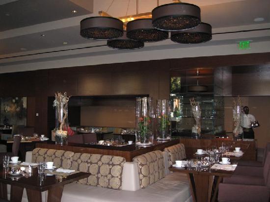 Mandarin Oriental Boston Asana Restaurant