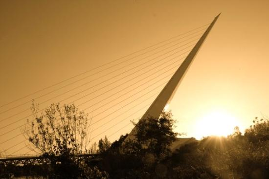 Redding, CA: Sun Dial Bridge