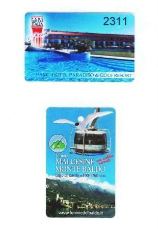 Parc Hotel Paradiso e Fulivia Monte Baldo, Vacanza sul Lago di Garda, Estate 2006