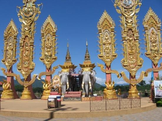 Golden Triangle, Chiang Saen, Chiang Rai, Thailand ...