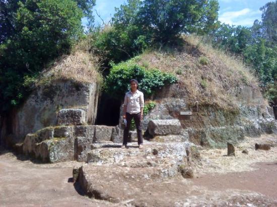 Cerveteri, Italy Etruscan Necropoli