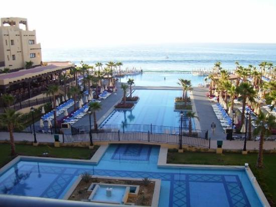 Hotel Riu Santa Fe: View from our balcony
