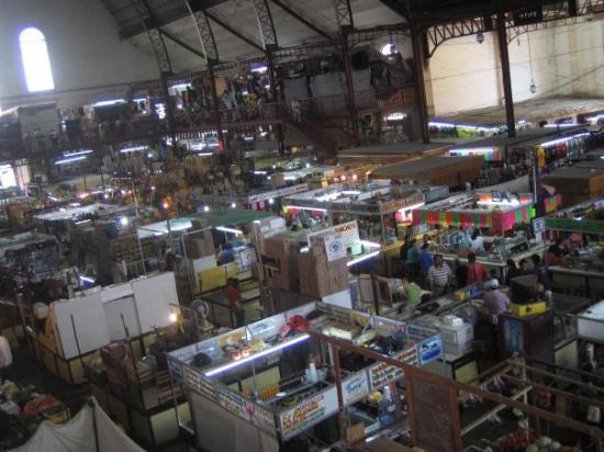 Hidalgo Market (Mercado Hidalgo) Aufnahme