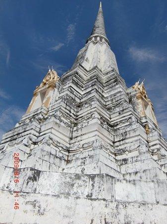 Wat Phu Khao Thong (Golden Mount) : Wat Phu Khao Thong. just great.