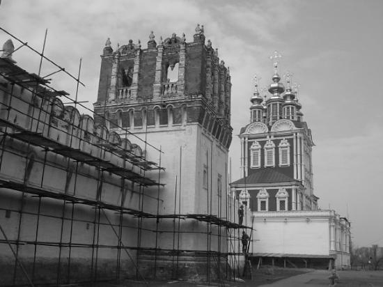 Novodevichy (New Maiden) Convent and Cemetery Photo