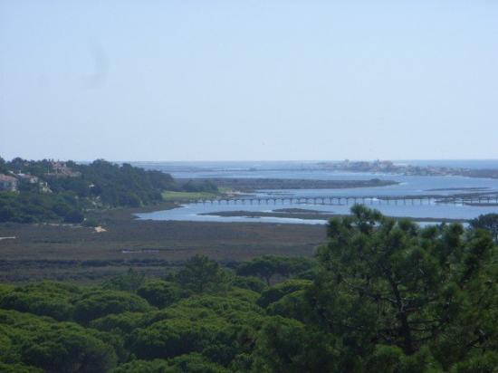 Almancil, Portugal: the ria formosa