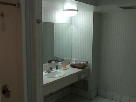 Howard Johnson Express Inn - Blackwood: Bathroom is clean and huge!