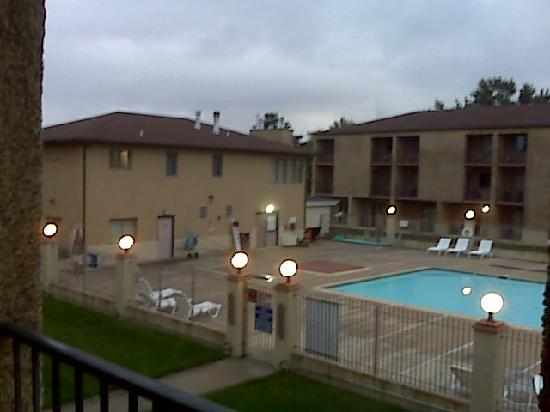 Howard Johnson Express Inn - Blackwood: POOL - The best part of the motel