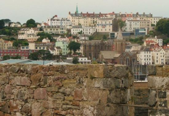St Peter Port, UK: Guernsey