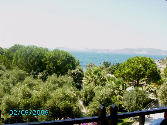 Hotel Mavi Holiday Village : View from the restaurant
