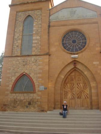 La Iglesia de Vallegrande