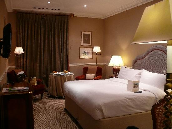 Hotel d'Angleterre: Habitación