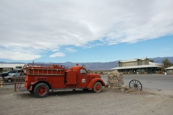 Death Valley Junction Bild