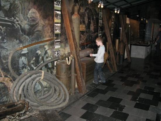 พิพิธภัณฑ์ทุ่งฟลานเดอร์ ภาพถ่าย