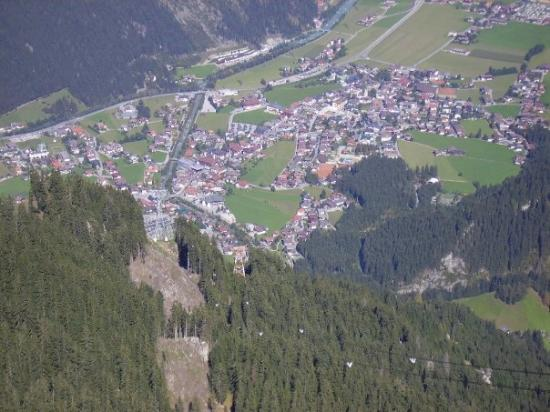 View of Mayrhofen