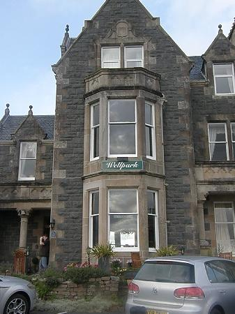 wellpark house, oban