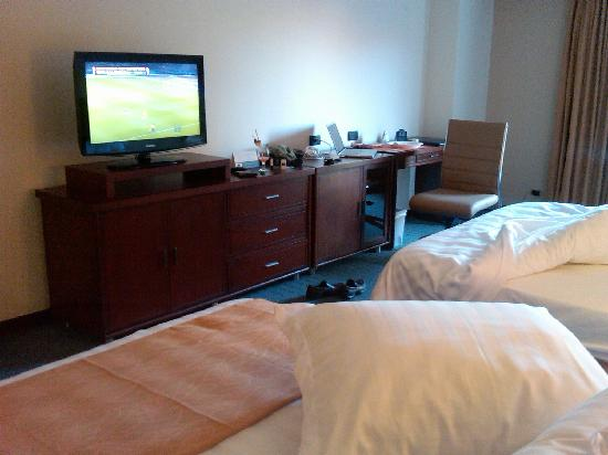 GHL Hotel Capital: Flat screen TVs in rooms