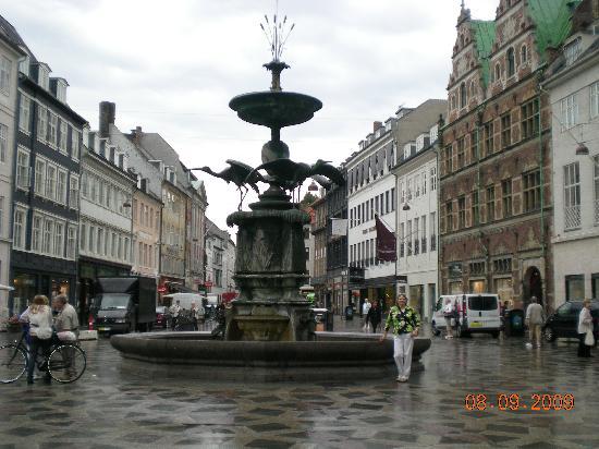 Copenhagen Strand: The Stroget