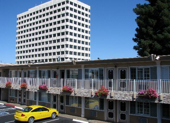 Our Hotel in San Mateo CA