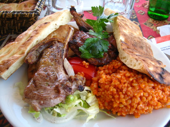 Doy Doy Restaurant Istanbul Sultanahmet Restaurant