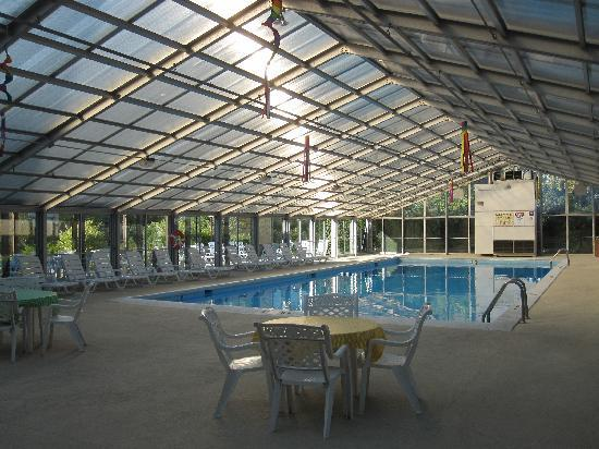 DoubleTree by Hilton Libertyville - Mundelein : Large indoor pool